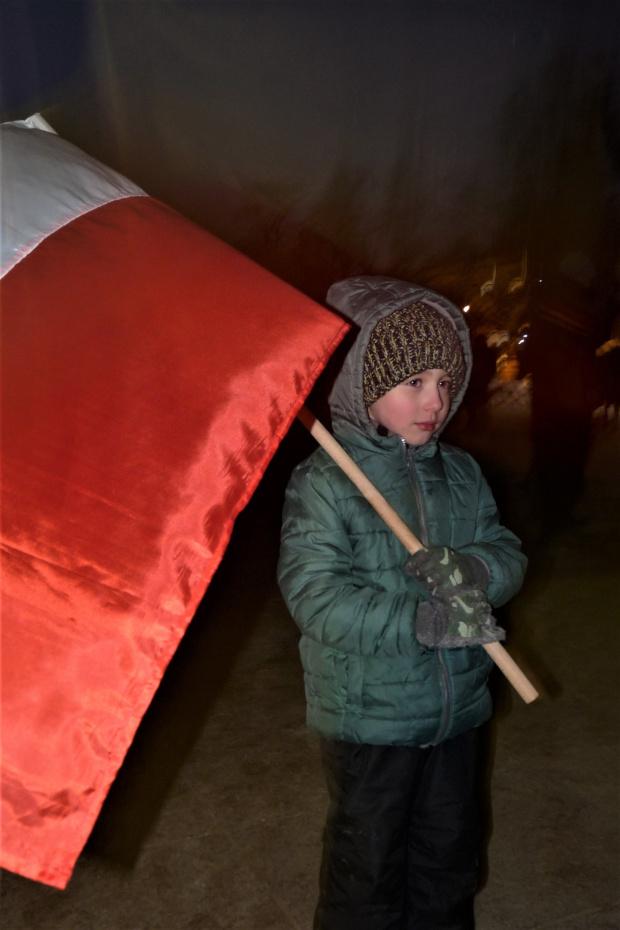 """Jest nadzieja,że nie wyrośnie na """"leminga"""" z marszu pamięci Żołnierzy Wykletych"""