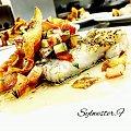 #ryba#warzywa