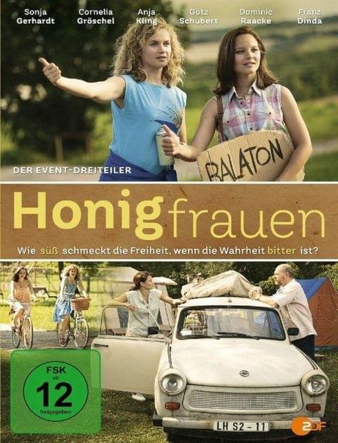 Miodowe panny / Honigfrauen: Urlaub im Paradies {Kompletny Sezon 1} (2017) PL.480p.HDTV.XviD-J / Lektor PL