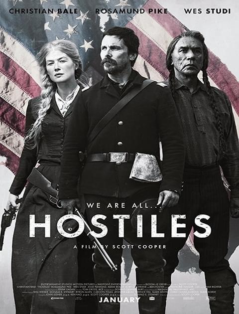Hostiles (2017) PLSUBBED.480p.BRRip.XviD.AC3-AX2 / Napisy PL