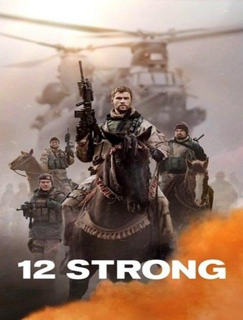 Dwunastu odważnych / 12 Strong (2018) PL.BRRip.XviD-KiT / Lektor PL