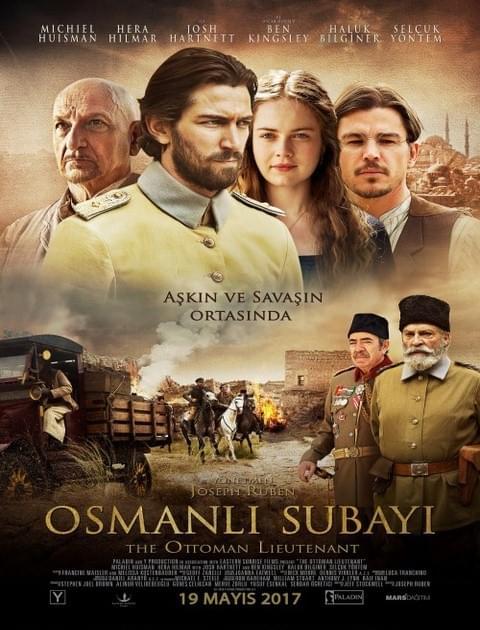 Eskorta porucznika / Osmanli Subayi / The Ottoman Lieutenant (2017) PL.BDRip.x264-LPT / Lektor PL