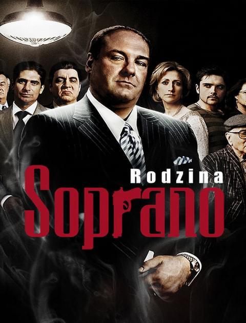 Rodzina Soprano / The Sopranos {Kompletny Sezon 1} (1999) PL.PDTV.x264.BusterSmovie / Lektor PL