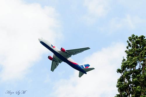 Samolot -AZUR-Air - Ukraina