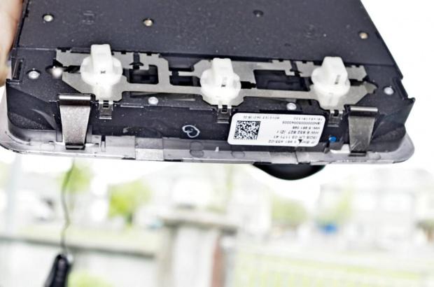Lampka oświetlenia kabiny (BMW seria 1).