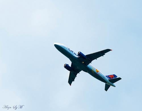 Samolot Australijskich Linii Lotniczych