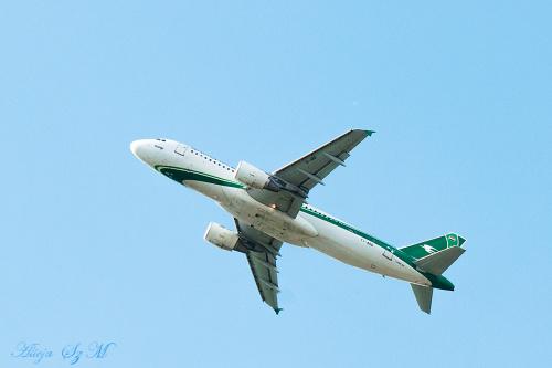 Samolot /Irackie Linie Lotnicze/