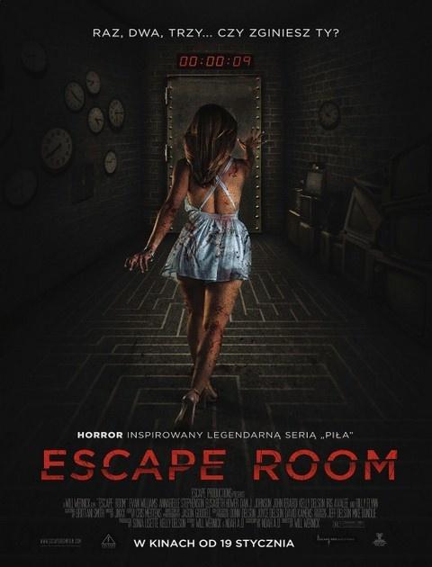 Escape Room (2017) PL.BDRip.XviD-KiT / Lektor PL