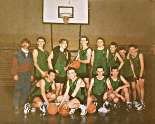 Koszykarze 1998