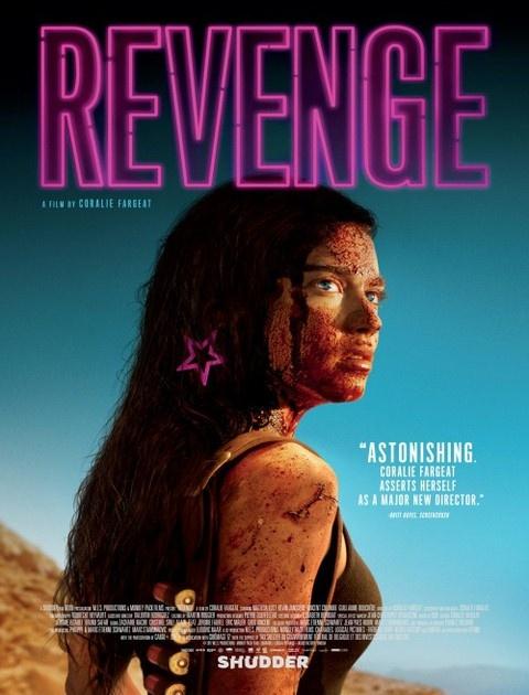 Revenge (2017) PL.SUBBED.480p.WEB-DL.XViD.Ac3-MORS / Napisy PL