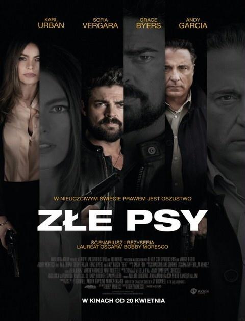 Złe Psy / Bent (2018) PLSUBBED.480p.BDRip.XviD.AC3-LPT / Napisy PL
