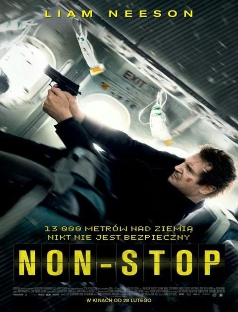 Non-Stop / Non-Stop (2014) PL 480p.BRRiP.XViD.AC3-K12 / Lektor PL