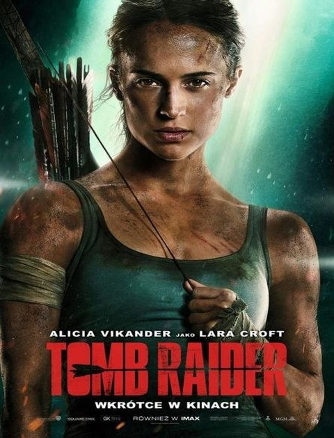 Tomb Raider (2018) PLSUBBED.480p.AMZN.WEB-DL.XviD.AC3-LPT / Napisy PL