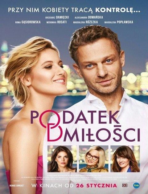 Podatek od miłości (2018) PL.HQDVDRip.h264-LLA / Polski film