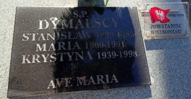 Gniezno cmentarz św. Krzyża