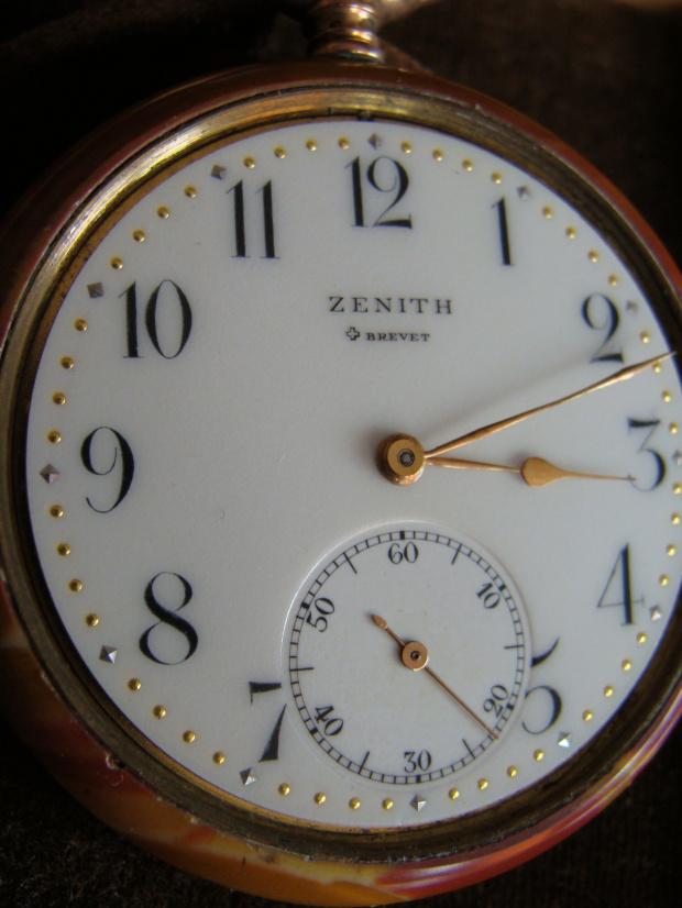 Les plus beaux cadrans Zenith de poche 1942521a760c303agen