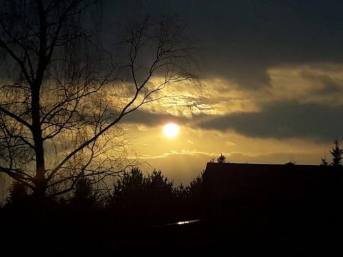 #slonce #zachod #wieczor #krajobraz