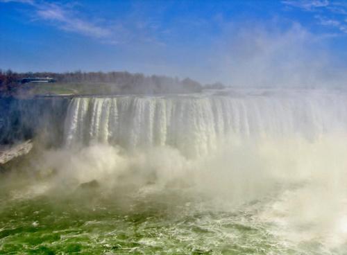 Niagara .... wspomnienia z podróży