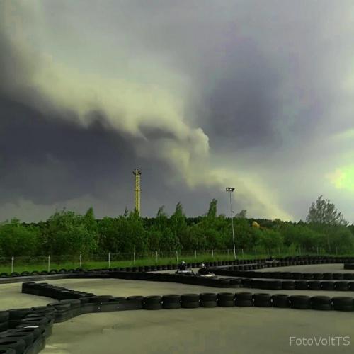 #chmura #burza #pogoda #karting #weather #natura