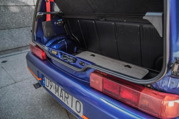 bagażnik cc