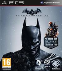 Batman Arkham Origins (2013) PS3-P2P
