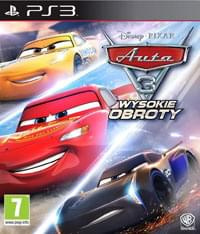 Auta 3 Wysokie obroty (2017) / Cars 3 Driven to Win (2017) PS3 - Duplex