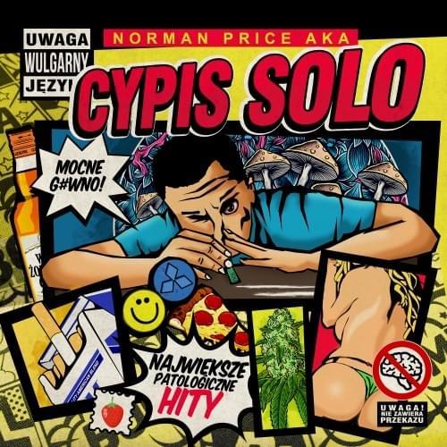 Norman Price aka Cypis Solo - Największe Patologiczne Hity (2017)