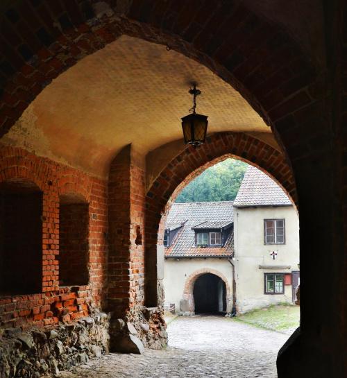 Brama Zamku Krzyżackiego w Nidzicy