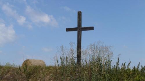 miejsce upamiętniające śmierć żołnierzy polskich w czasie II wojny światowej