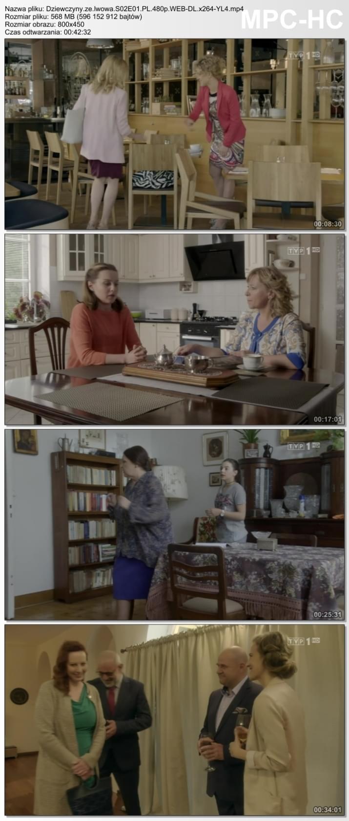 Dziewczyny ze Lwowa (2017) {Sezon 2}