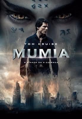Mumia / The Mummy (2017) PLSUBBED.480p.BRRip.DD5.1.XviD-H3Q  / Napisy PL