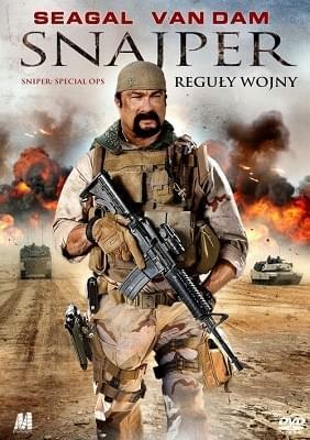 Snajper: Reguły Wojny / Sniper: Special Ops (2016) PL.WEB-DL.XviD-KiT / Lektor PL