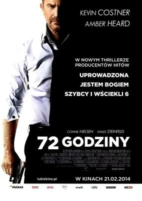 72 Godziny / 3 Days To Kill (2014) THEATRiCAL.CUT.PL.480p.BDRip.XviD.AC3-ELiTE / Lektor PL