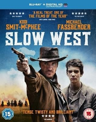 Slow West (2015) PL.BDRip.XviD-KiT / Lektor PL