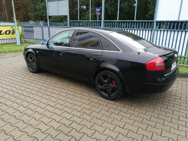 Astra Tuning Team Zobacz Wątek Audi A6 C5 27biturbo Limousine