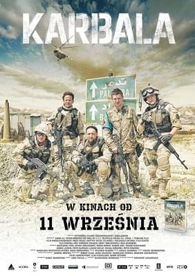 Karbala (2015) PL.DVDRip.XviD-KiT / Polski Film