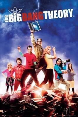 Teoria wielkiego podrywu / The Big Bang Theory {Kompletny sezon 10} (2016) PLSUBBED.480p.WEB-DL.XviD.AC3-
