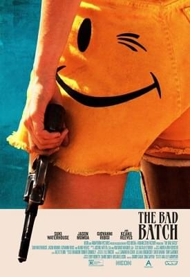 Outsiderka / The Bad Batch (2016) PL.480p.BDRip.XViD.AC3-MORS / Lektor PL