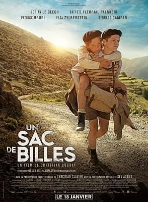Szklane kulki / Un sac de billes (2017) PL.BDRip.XviD-KiT / Lektor PL