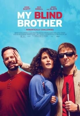Mój niewidomy brat / My Blind Brother (2016) PL.BDRip.XviD-KiT / Lektor PL