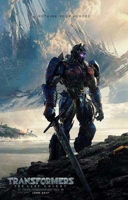 Transformers: Ostatni Rycerz / Transformers: The Last Knight (2017) PLDUB.AMZN.WEB-DL.XviD-KiT / Dubbing PL