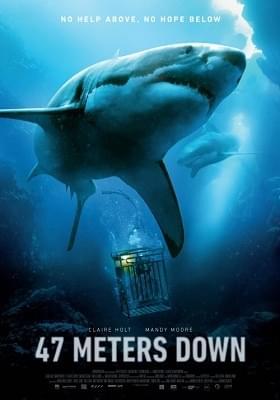 [Online] Podwodna pułapka / 47 Meters Down (2017) PL.720p.BluRay.x264-KiT / Lektor PL
