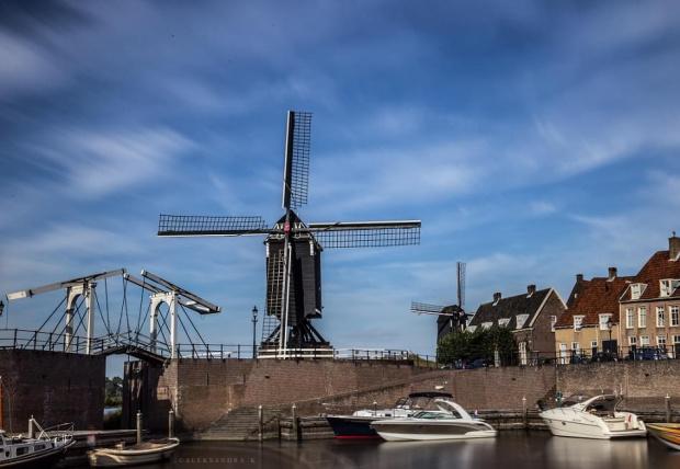 po długiej nieobecności witam fotką z miasteczka Heusden