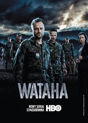 Wataha {Kompletny Sezon 1} (2014) PL.480p.HDTV.XviD.AC3-CAMBiO / Polski serial