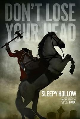Jeździec bez głowy / Sleepy Hollow {Kompletny Sezon 4} (2017)  PL.480p.WEB-DL.AC3.2.0.XviD-Ralf / Lektor PL