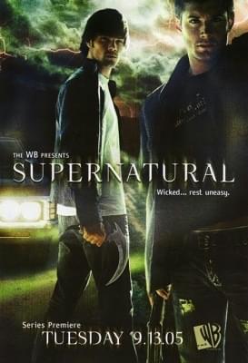 Supernatural {Sezon 13} (2017) PLSUBBED.480p.AMZN.WEB.DL.XviD.AC3-AX2 / Napisy PL