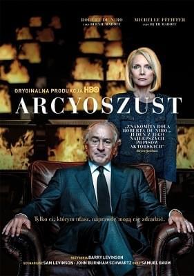 Arcyoszust / The Wizard of Lies (2017) PL.BDRiP.XViD-K12 / Lektor PL