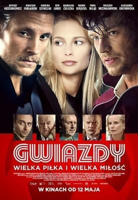 Gwiazdy (2017) PL.DVDRip.XviD-KiT / Polski film