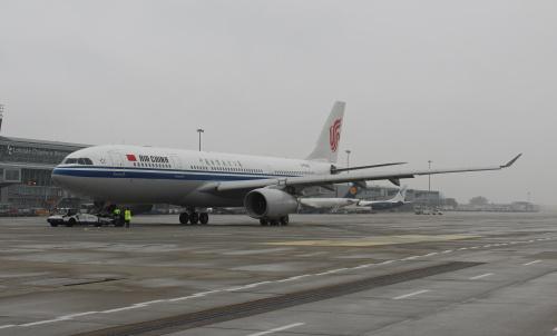 Air China do Pekinu