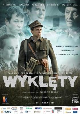 Wyklęty (2017) PL.DVDRip.x264-KiT / Polski film